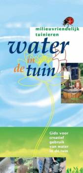Water in de tuin